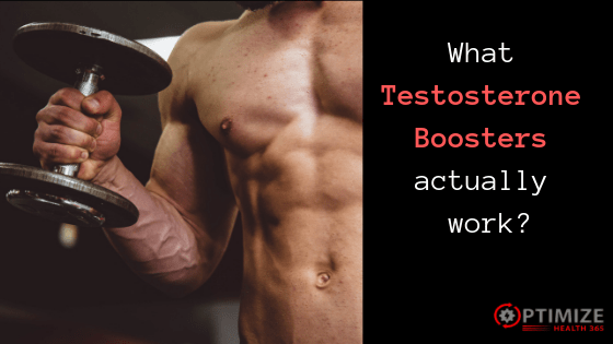 What testosterone boosters actually work?