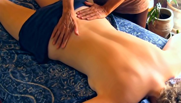 TENS unit for lower back pain